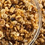Granola emagrece, evita câncer, doenças intestinais e envelhecimento